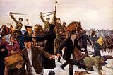 Black Sunday, 9/22 January 1905