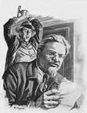 Death of Trotsky