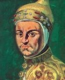 Enrico Dandolo, the Doge of Venice