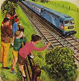 Train-spotting