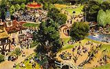 Park, England, 1960s