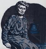 Emmeline Pankhurst in prison