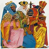 The Three Kings or The Three Wise Men