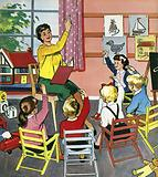 The Nursery School Teacher