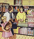 The Chemist Shop Lady