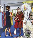 The Dress Shop Lady