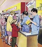 The Supermarket Helper