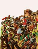 When the Britons Fought against the Roman Armies