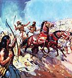 The Battle of Megiddo