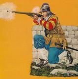 Cromwellian soldier