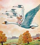 The Little Swan Maiden
