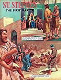 St Stephen - The First Martyr