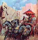 Conquerors of Israel