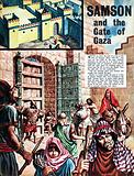 Samson and the Gate of Gaza