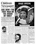 First man on the moon by 1965?