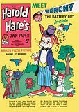Harold Hare.