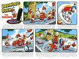 Dagwood Duck The Bandsman