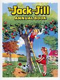 Jack and Jill Annual Book 1961 Title Page