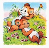 Teddy and Cuddly