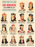 Our Monarchs and the Crowns They Wore