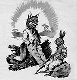 Brer Rabbit and Brer Fox