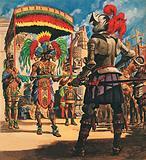 Hernando Cortes, Conqueror from Sunny Spain