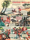 Pioneers Across the Atlantic: Ferdinand Magellan