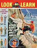 Scouts Battle for the Duke's Award