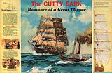 The Cutty Sark: Romance of a Great Clipper