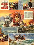 Saga of the English Channel: Coming of the Armada