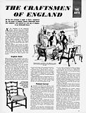 The Arts: The Craftsmen of England