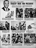 Men of Power: Lyndon B Johnson –  Tragedy made him President