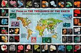 Focus on The Treasures of the Earth