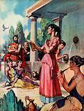 The Great Greek Story-tellers: Sappho –  Supreme Woman Poet