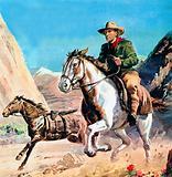 Ten Thousand Miles on Horseback
