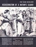 They Made Headlines: Assassination of a Nation's Leader –  Gandhi