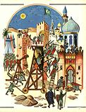 The Story of the Crusades: The Christians Capture Jerusalem