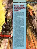Epic Stories of the Iron Road: Rails for Thundering Giants