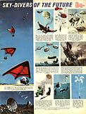 The Story of Parachutes: Sky Divers of the Future