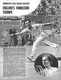Moments That Made History: England's Wimbledon Triumph