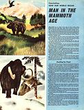 How Our World Began: Man in the Mammoth Age