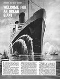 Moments That Made History: Welcome for an Ocean Giant