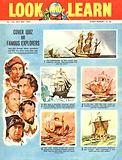 Picture Quiz –  Famous Explorers