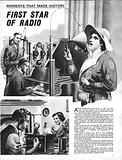 Moments That Made History: First Star of Radio