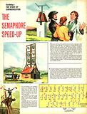 The Story of Communicationi: The Semaphore Speed-Up