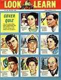 Picture Quiz – Famous men and women