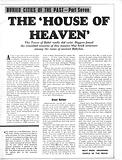 Buried Cities of the Past: The 'House of Heaven'