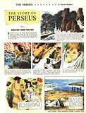 The Story of Perseus, based on the book The Heroes by Charles Kingsley