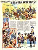 My Scrapbook of the British Soldier: Besieged Bharatpur