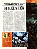 The Black Shadow. Based on a story by F. St. Mars.